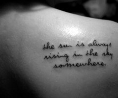 Nice Tattoo Quotes