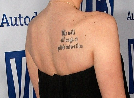 Short Quotes Tattoos About Be Yourself - TattooMagz