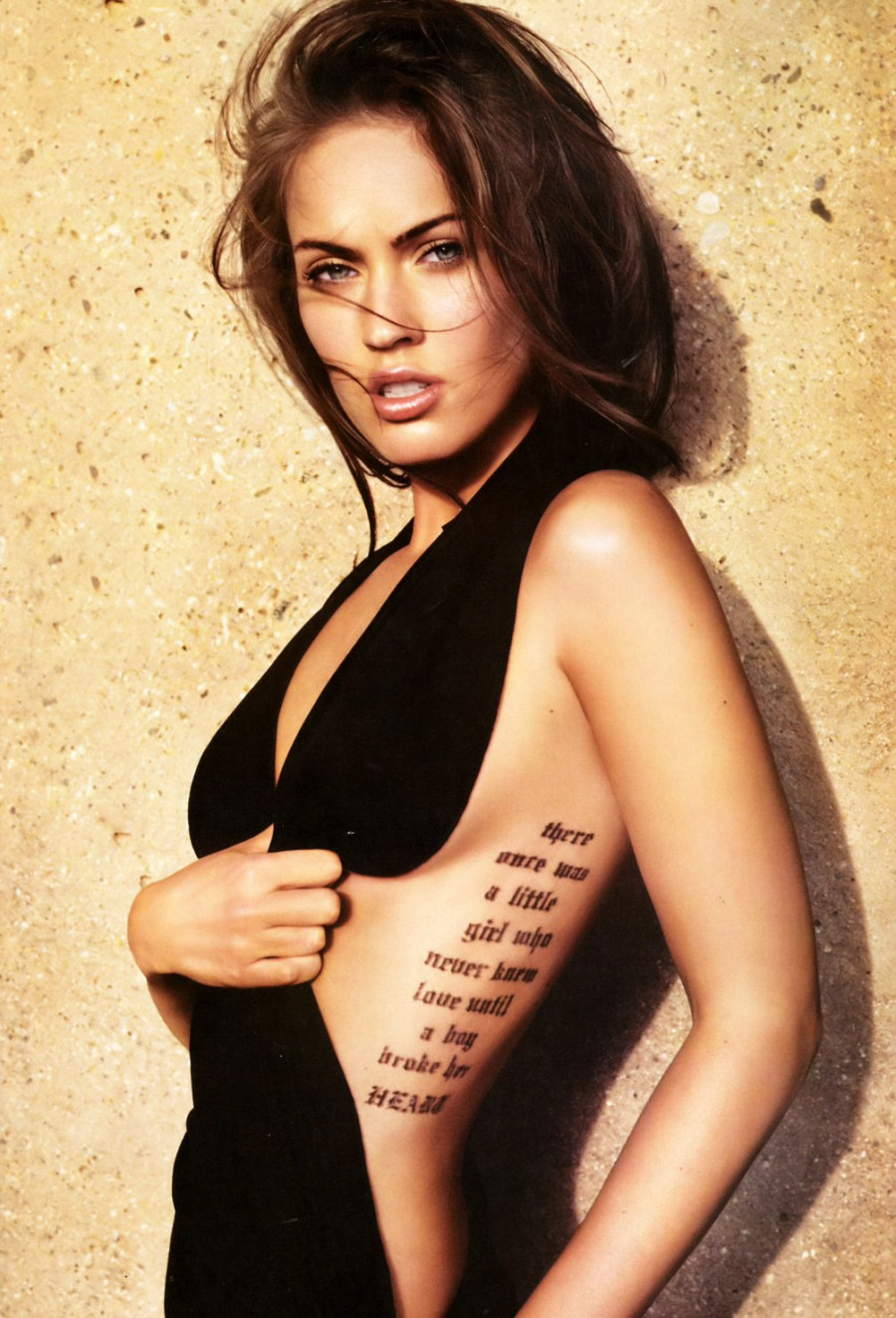 Megan Fox Tattoo Quotes