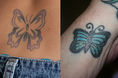 butterfly tattoo meaning plus stunning tattoo designs. Black Bedroom Furniture Sets. Home Design Ideas