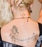 A Life On Canvas Tattoo - Tattoo For Women