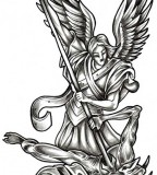 Angel Tattoos Design