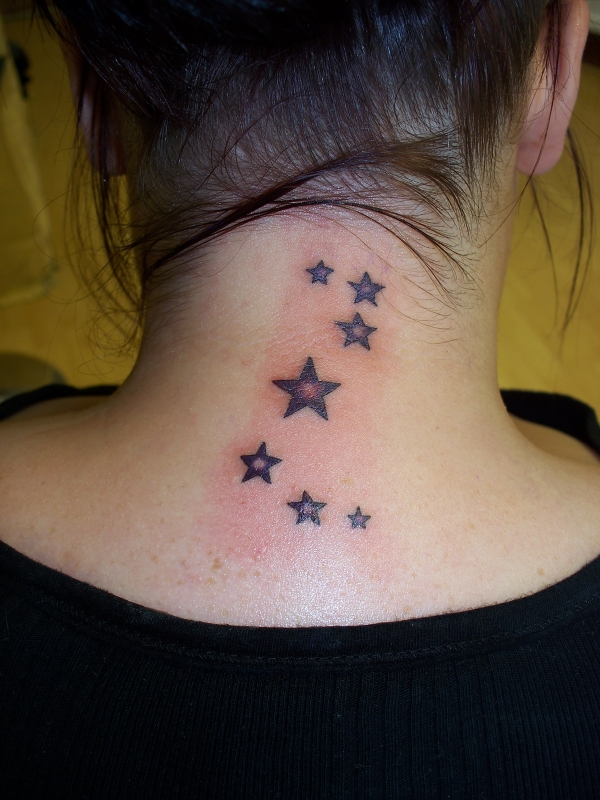Nice Neck Tattoos For Girls Tattoomagz