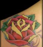 Stunning Rose Tattoo Designs Ideas