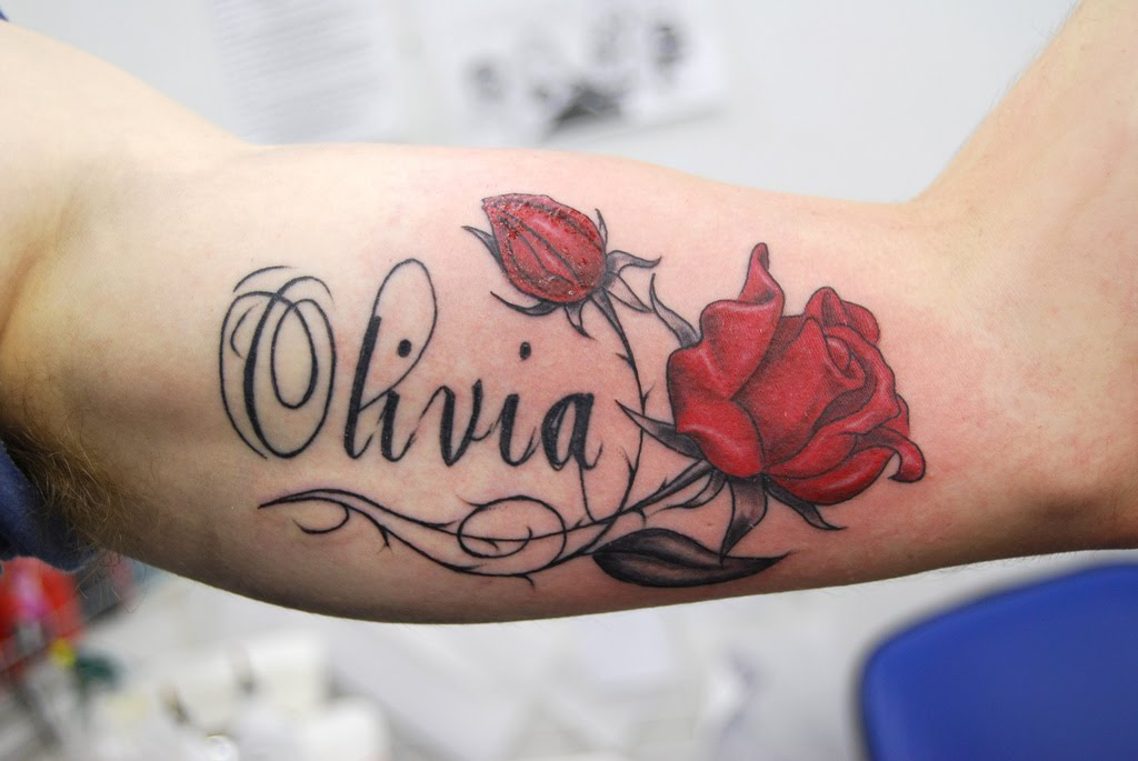 tattoo designs with names