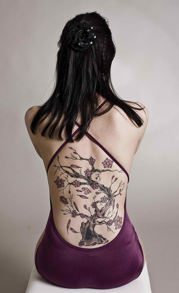 Cool Tree Tattoo Designs For Women Tattoomagz