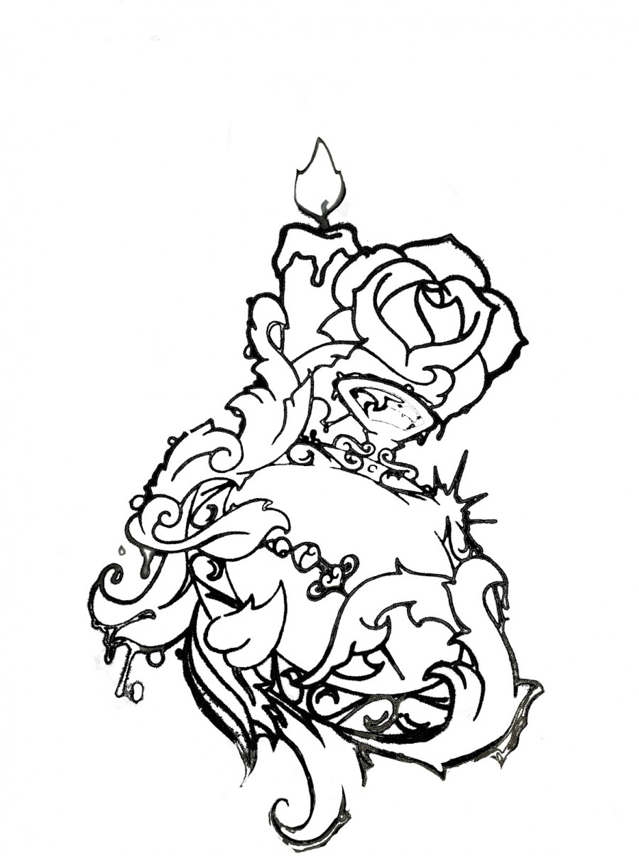 Tattoo Outlines For Girls: My Tattoo