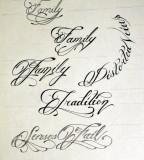 Best Tattoo Script Font Maker