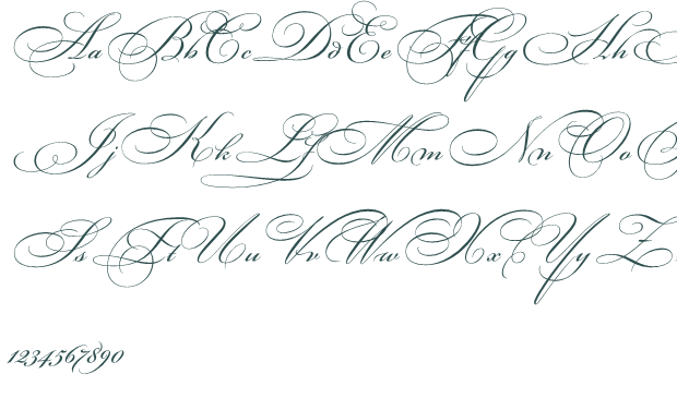 Old English The Best Fancy Graffiti Tattoo Font