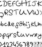 Pretty Tomato Tattoo Script Font Maker