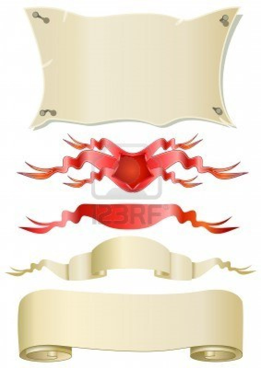 Tattoo banner vector for men and women tattoomagz