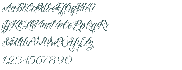 Script Fonts Tattoo Generator