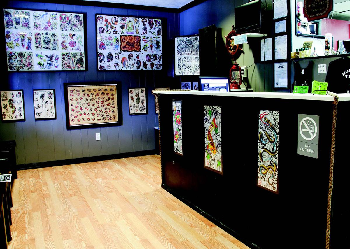 Db ink floridian daytona beach tattoomagz for Tattoo shops in stl