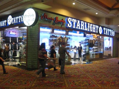 starlight tattoo mandalay bay las vegas