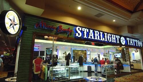 Starlight Tattoo Parlor In Las Vegas