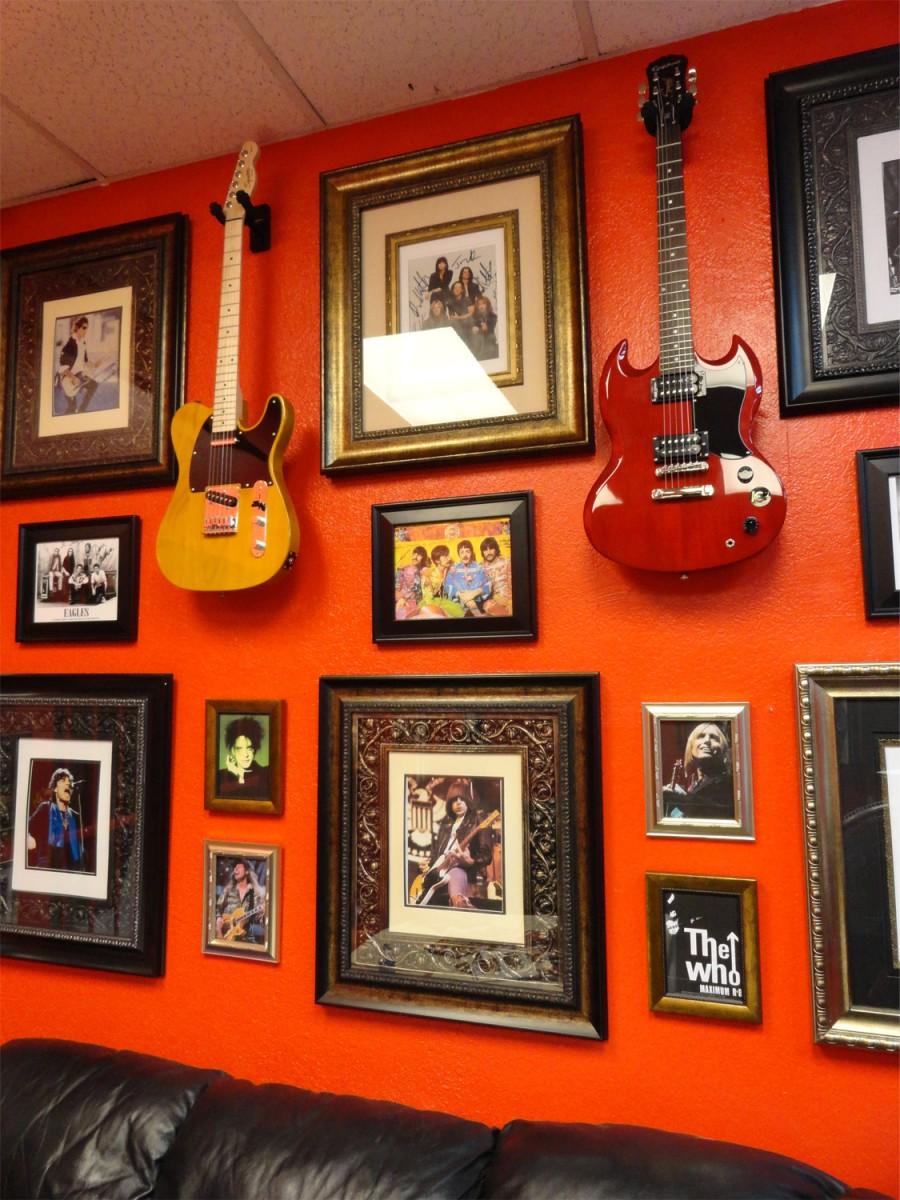 Rock'n Roll Tattoos