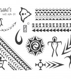 Crazy Armband Tattoo Designs Art