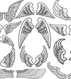 Neck Tattoos Sketch For Girls