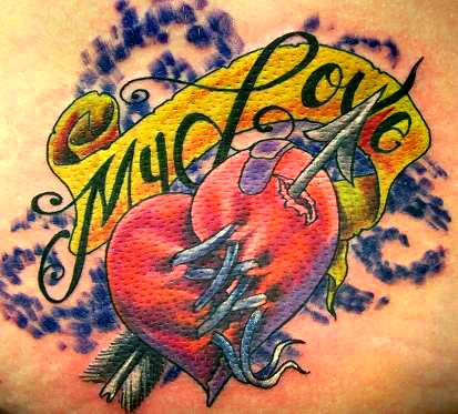 A Tattoo For A Mended Heart