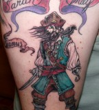 Tattoos that symbolize family pirate tattoo picture at checkoutmyink