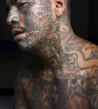 Gang And Prison Tattoo Design Ideas