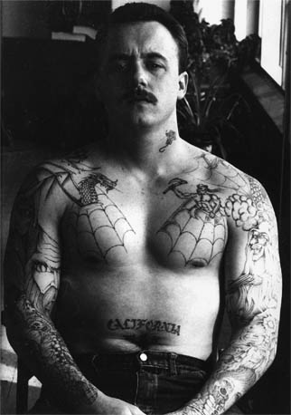 Prison tattoos design for men for Tear tattoo meanings