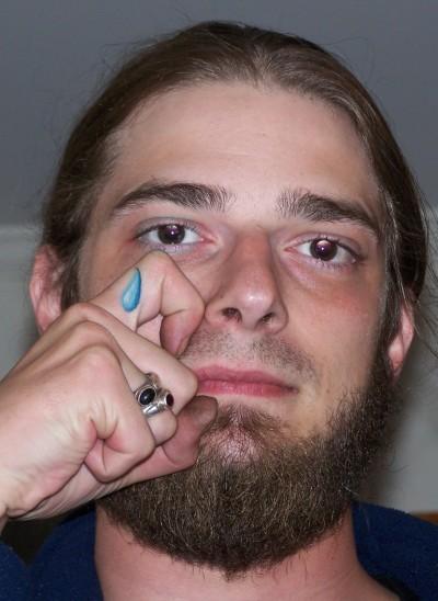 Funny tattoo design ideas tattoomagz for What do tattoo teardrops mean
