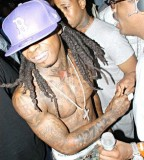 Lil Wayne Full Body Tattoos