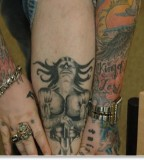 Todd Bentley's Demonic Tattoos Exposed