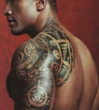 The Rock Tribal Tattoo Art and Meaning