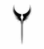 Wings Of The Valkyrie Tattoo Design