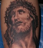 Jesus Tattoo Design Ideas for Religious Tattoo Lover - Christian Tattoos