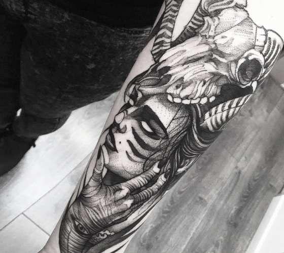 witch-tattoo-by-fredao-oliveira