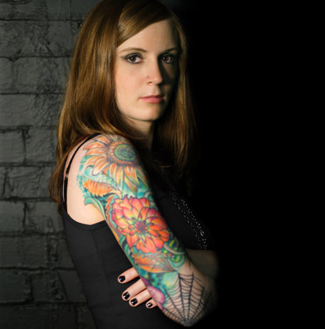Awesome Half Sleeve Tattoo Designs For Women