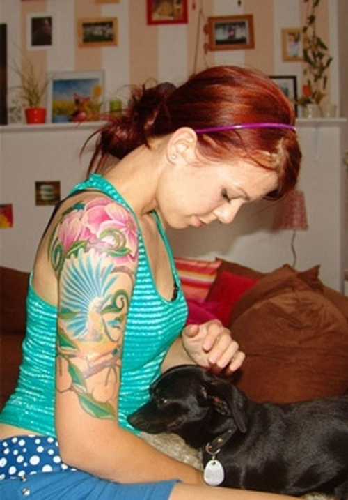 Upper Arm Tattoo Ideas For Women