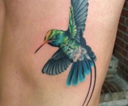 3d Bird Tattoos Design