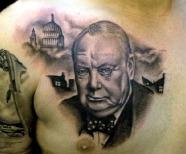 American presidents tatoos