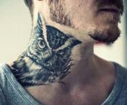 black tattoos for men