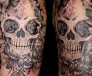 Cranial tattoos