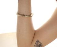 Deep eyes tattoos