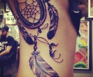 Dreamcatchers tattoos