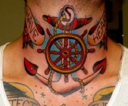 Great anchor style tattoos