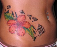 Hibiscus Tattoo Meaning