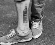 London style tattoos