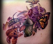 Monarch Butterfly Tattoo Meaning