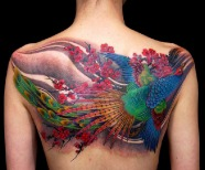 Pheasant tattoos