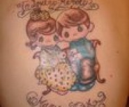 Precious Moments Tattoo Designs