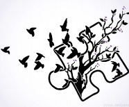 Puzzle Piece Tattoo Designs