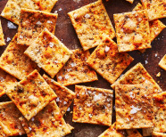Sourdough Crackers Recipe   Here's How To Make It!