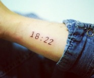 Special dates tattoos